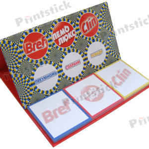 Стойка-календарь с самоклеящимися блоками